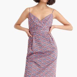 Jcrew Liberty floral dress